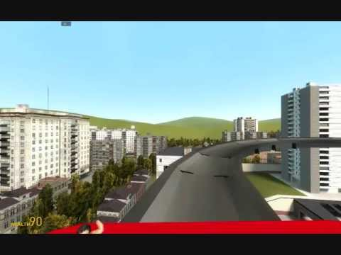Garry's Mod - Roller Coaster Ride