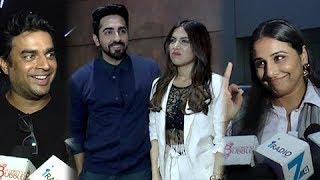 Shubh Mangal Saavdhan Review By Bollywood Celebs | Ayushmann Khurrana | Bhumi Pednekar| RS Prasanna
