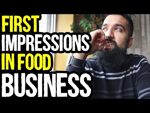 First Impression in Food Business | Azad Chaiwala Show