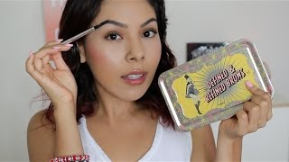 WORTH THE BUY OR NAW? || BENEFIT PRECISELY MY BROW KIT
