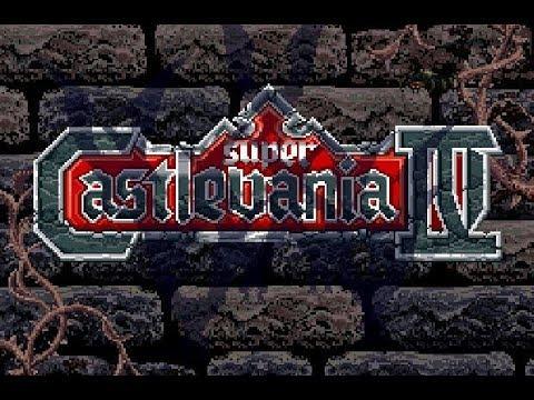 Super Castlevania IV - Dracula Rematch!