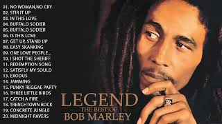 Legend the best of Bob Marley (full album) (HD)