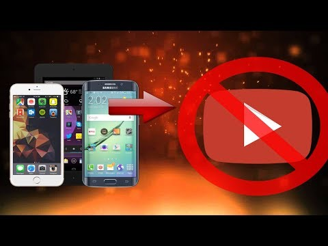 Delete Youtube Video from Mobile Device