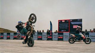 Apache Pro Performance X   Komic Village   Non-stop stunt riding at highest altitude