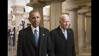 Trump about Obamas Late Endorsement of Joe Biden and why Trump is POTUS