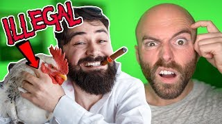 The CRAZIEST LAWS in the WORLD! - Part 3