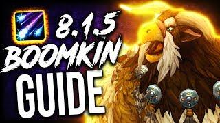 8 2 Restoration Druid PvE Guide | Jaxsun | Best Stats