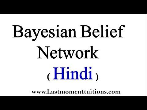 Bayesian Belief Network in Hindi | ML | AI | SC |Tutorials