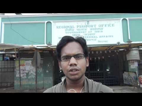 Passport authority of India - Hyderabad