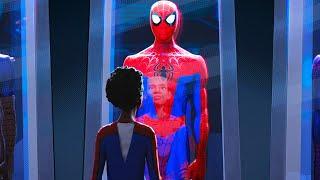 Miles Morales Becomes Spider-Man Scene - Spider-Man: Into the Spider-Verse (2018) Movie CLIP HD