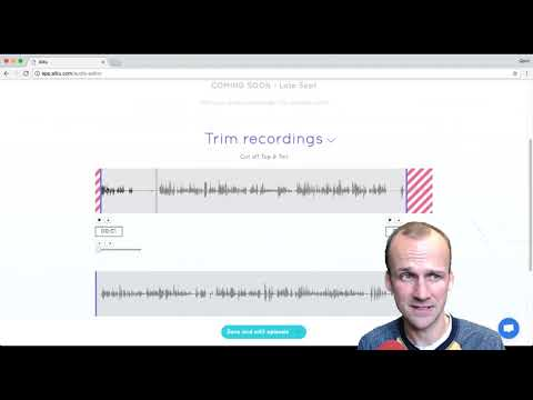 How to Trim a Podcast in Seconds with Alitu: The Podcast Maker