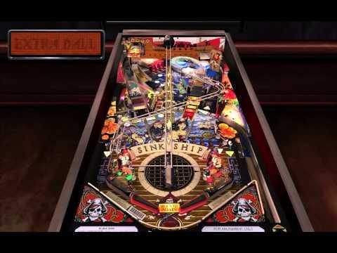 Pinball Arcade - Black Rose
