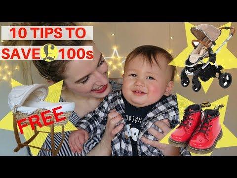 MUMMY SAVING MONEY TIPS    10 MONEY HACKS FOR PARENTS