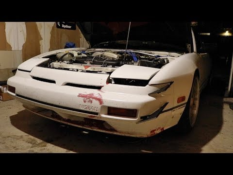S13 KA24DE Thermostat Install & Changing Your Own Oil!