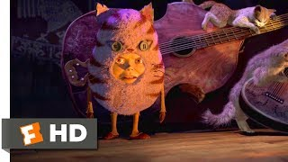 Puss in Boots (2011) - The Whole Time Scene (8/10) | Movieclips