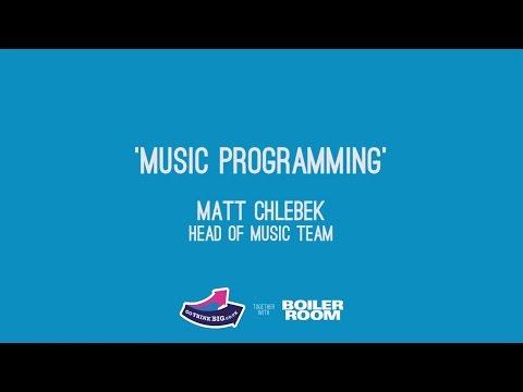 Music Programming masterclass
