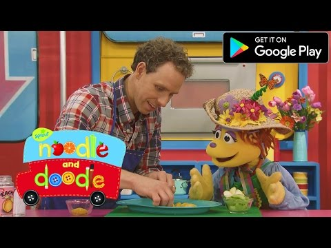 Noodle and Doodle: Mini-episode Mashup | Get Full Episodes on Google Play! | Universal Kids