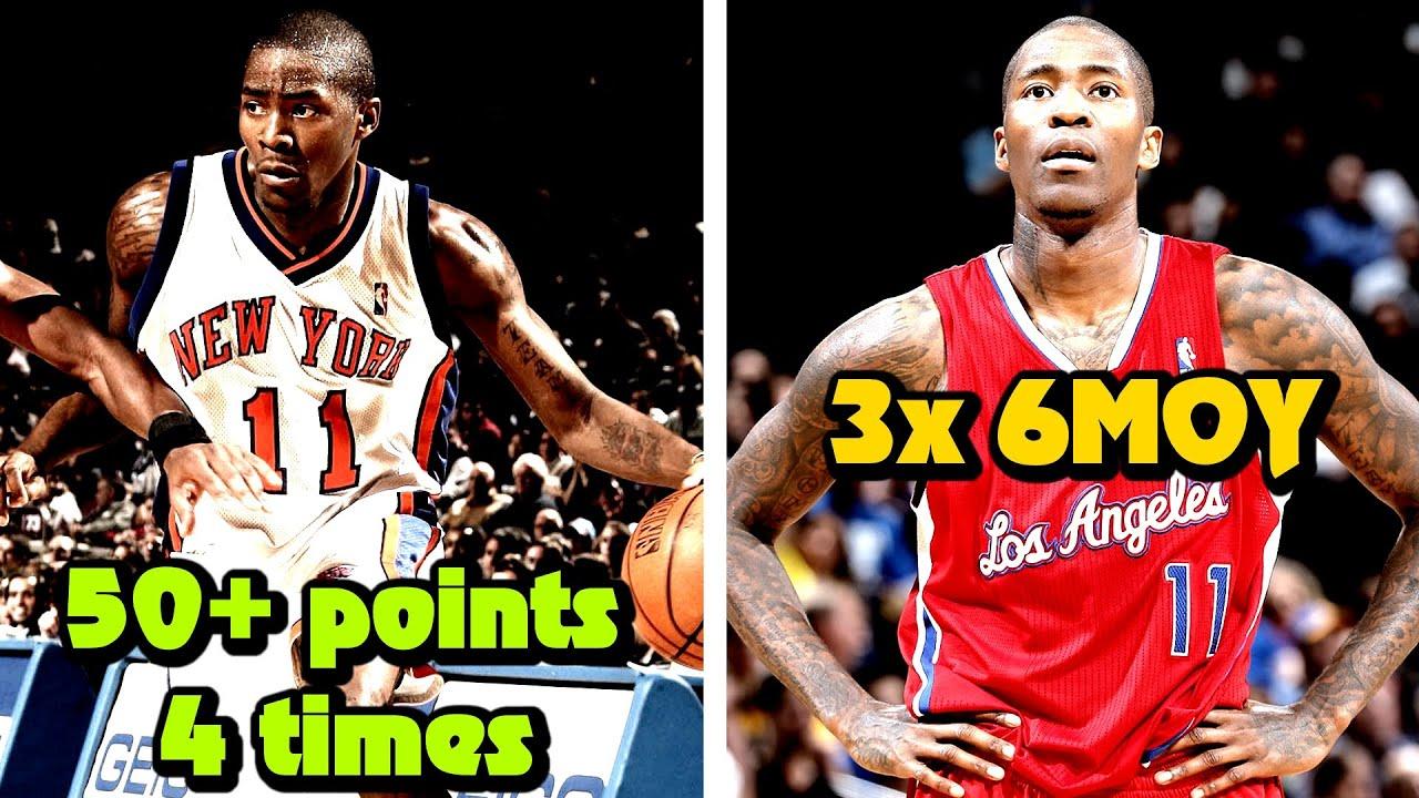 The Turbulent, Unorthodox NBA Career of Jamal Crawford