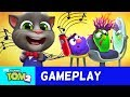 🥳 Party with the Pets when Tom's Asleep! - My Talking Tom 2 NEW Update (Gameplay Video)