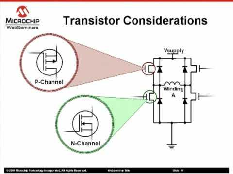 Drive Circuits in Stepper Motors