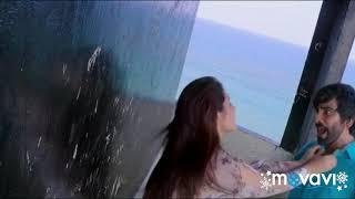 Ravi teja and rashi khanna hot sexy romance scene
