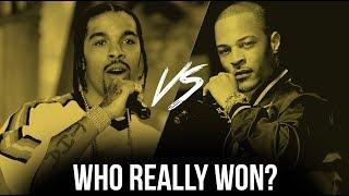 T.I. Vs. Lil Flip: Who REALLY Won?