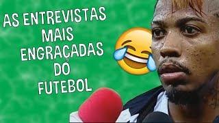 AS ENTREVISTAS QUE DERAM MUITO ERRADO NO FUTEBOL!!