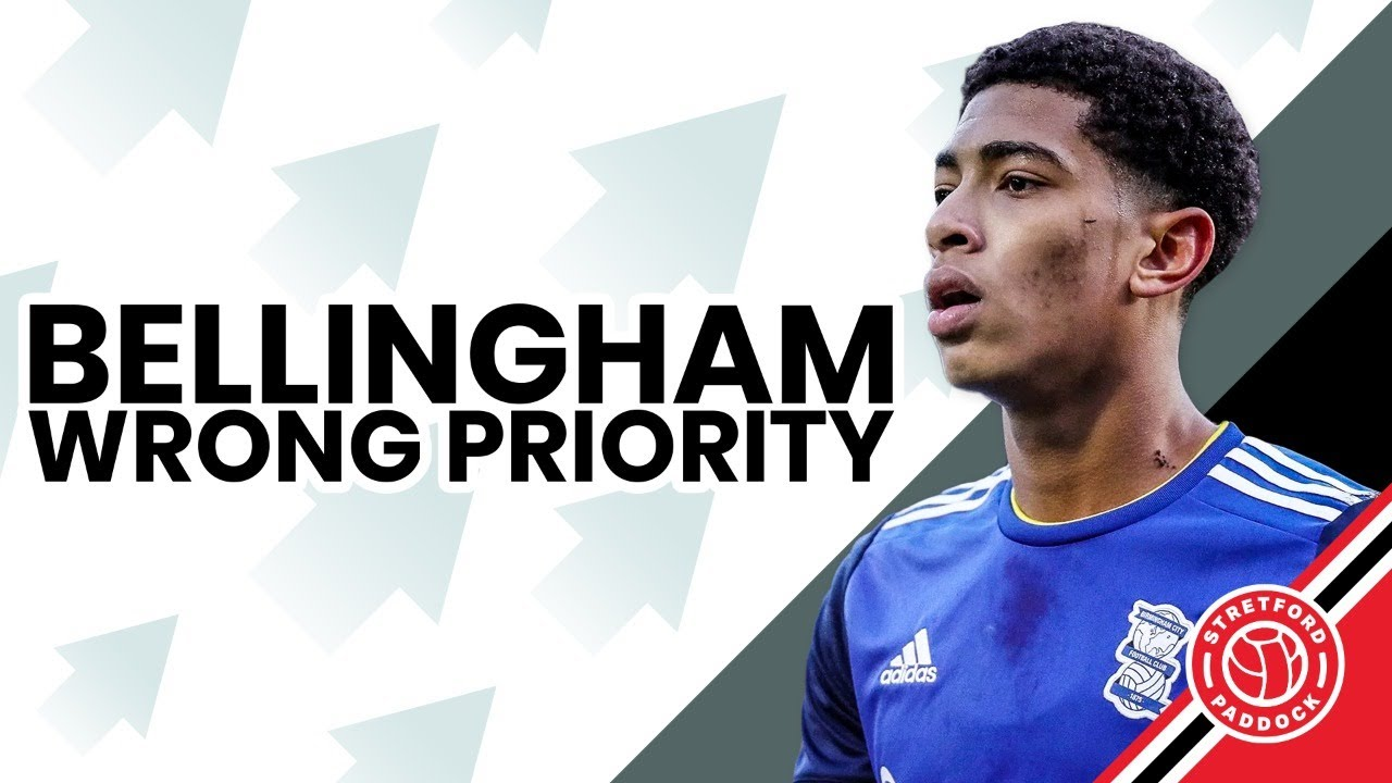 £30m Bellingham...Wrong Priority!   Fernandes Is Needed!   Paper Talk with Stephen Howson
