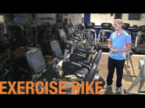 Workout Tips: Exercise Bike