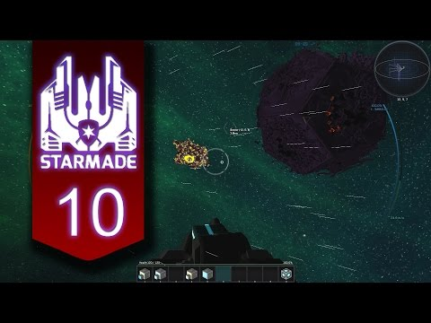 StarMade (Let's Play | Gameplay) Episode 10: Armageddon