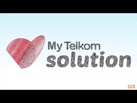 Video My Telkom Solution Apps - Siji Digital Solution