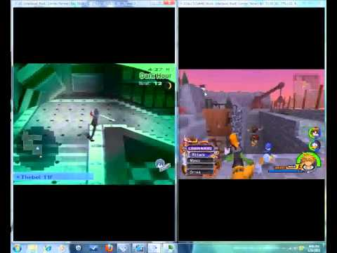 running 2 pcsx2 games fullspeed at once