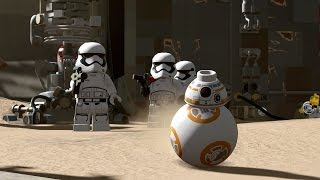 LEGO Star Wars: The Force Awakens is the Episode 7 Game We Deserve