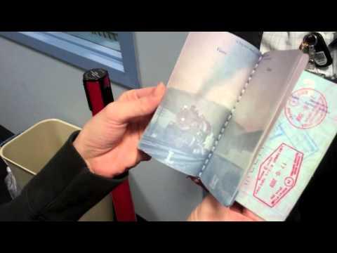 Adding Passport Pages