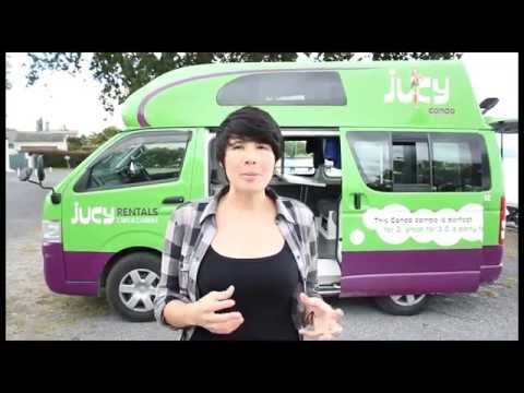 Our Jucy Rentals Campervan Relocation - $3 Wellington to Auckland, New Zealand