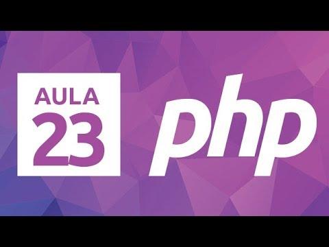 Curso de PHP7 - Aula 23 - Operadores de Atribuição