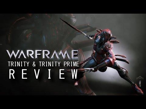 Warframe Trinity Prime Nova & nuke(the sibling warframes). 61t sprig us