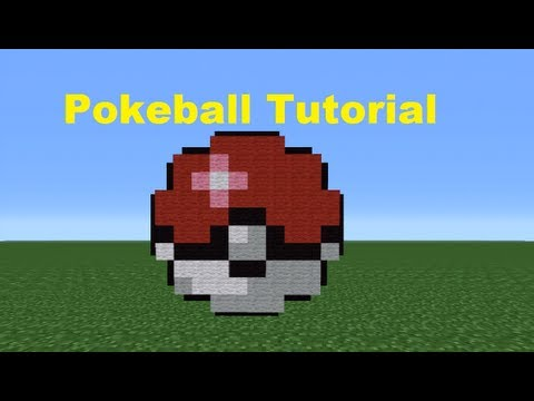 Minecraft 360: How To Make A Pokeball