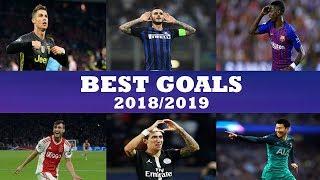 Best Goals Champions League 2018/2019