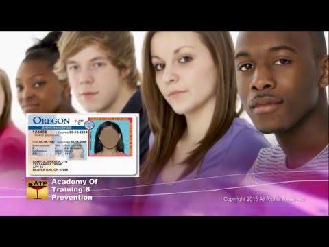 Checking Oregon ID