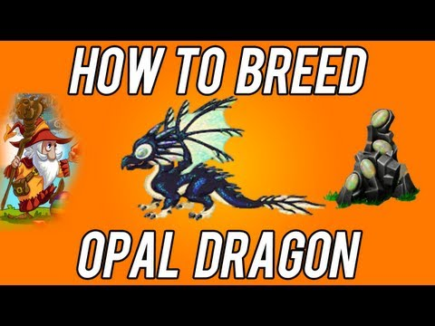 How to Breed - the Opal Dragon in DragonVale [LIMITED]