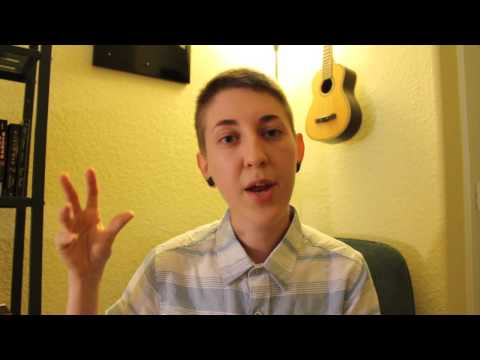 On Being Non-Binary // The Real Me