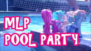 MLP Pool Party!!