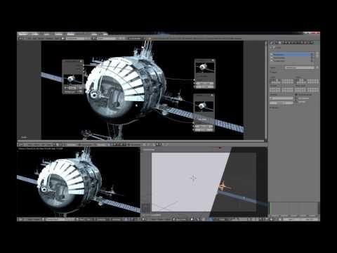 Blender For Noobs - the Secrets of Blender Modeling - Part 14 of 14