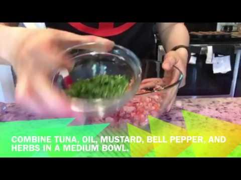Fixate easy tuna salad- no mayo!