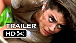 The Green Inferno Official Trailer #1 (2015) - Eli Roth Horror Movie HD