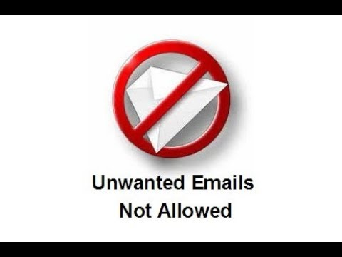 How to Block Unwanted E Mail On Yahoo
