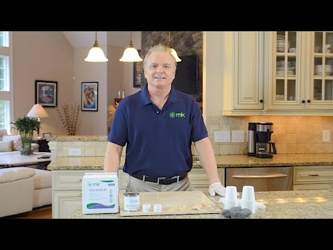 How to Easily Repair Holes, Cracks, or Chips in Marble and Natural Stone in 3 Minutes