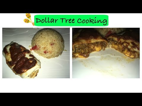 DOLLAR TREE COOKING MEXICAN CUISINE