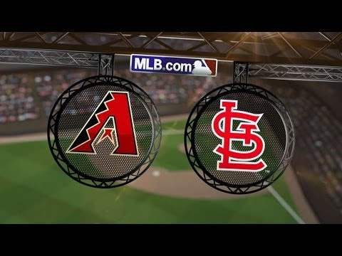 5/20/14: Wainwright pitches first career one-hitter